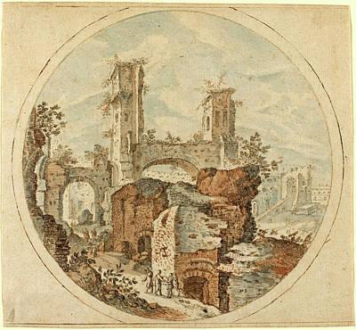 Pieter Stevens, Flemish C Poster