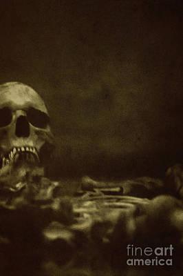 Pile Of Bones Poster