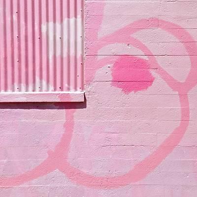 Pink Detail Poster