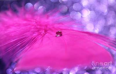 Pink Goddess Poster