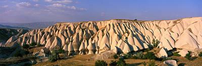 Pinnacles, Goreme Valley, Cappadocia Poster