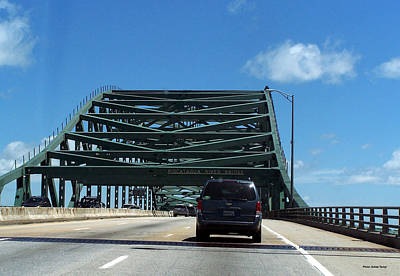 Piscataqua River Bridge Poster