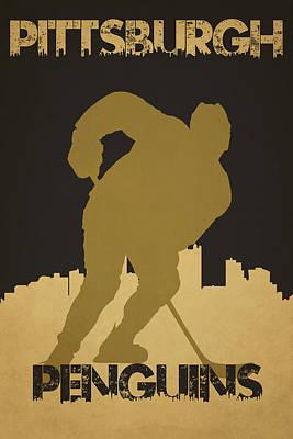 Pittsburgh Penguin Poster