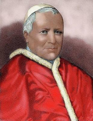 Pius Ix (1792-1878 Poster by Prisma Archivo