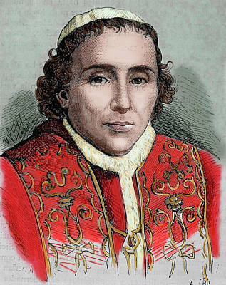 Pius Vii (1740-1829 Poster by Prisma Archivo