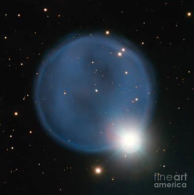 Planetary Nebula Abell 33 Poster