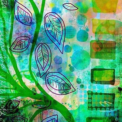 plant The Seeds #ipadart #art Poster by Robin Mead