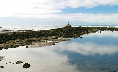 Playa Esterillos Oeste La Sirena Poster by Michelle Wiarda