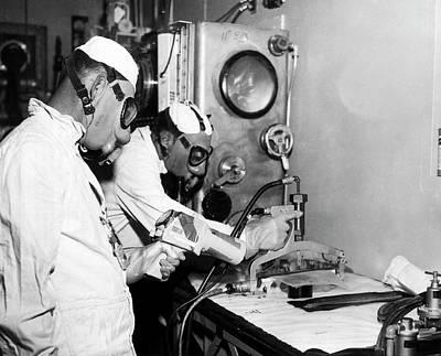 Plutonium Research Poster