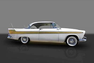 1956 Plymouth Fury Poster