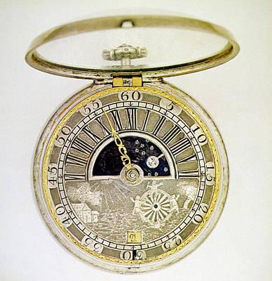 Pocket Watch, C1700 Poster