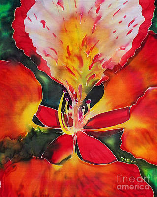 Poinciana Royale Poster