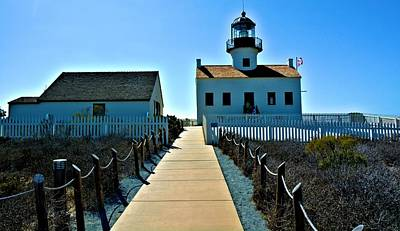 Point Loms Lighthouse #2 Poster