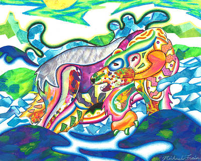 Nanuk - Polar Bear Poster