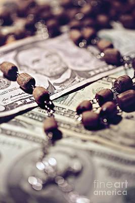 Politics  Religion And Money  Poster