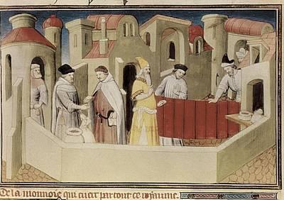 Polo, Marco 1254-1324. Venetian Poster
