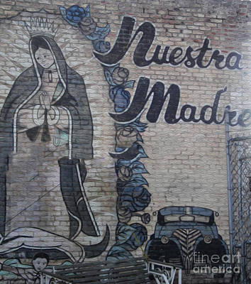 Pomona Art Walk - Nuestra Madre Poster