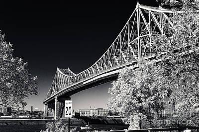 Pont Jacques Cartier Poster