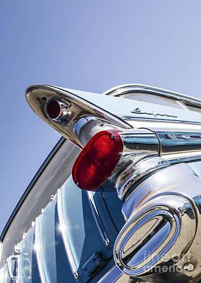 Pontiac Wagon - Metal And Speed Poster