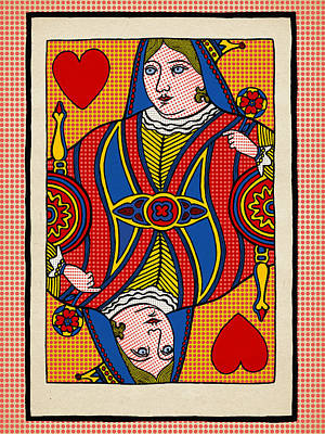 The Queen Of Pop Poster by Meg Shearer
