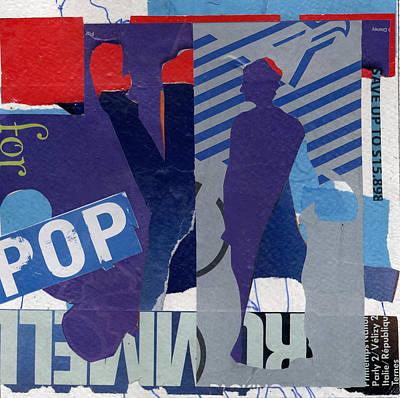 Pop Poster by Richard Allen