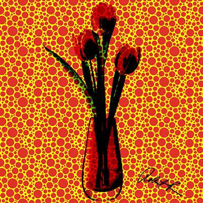 Pop Tulip Bubbles Poster