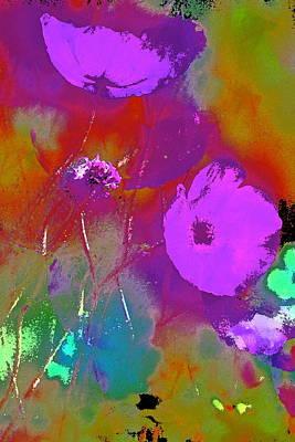 Poppy 32 Poster