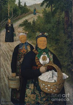 Porridge Wife Poster