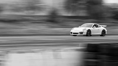 Porsche 911 Gt3 Supercar Poster
