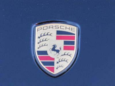 Porsche Dream Poster