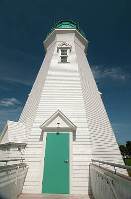 Port Dalhousie Lighthouse 9057 Poster