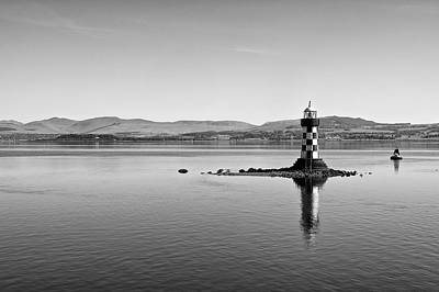 Port Glasgow Lighthouse Poster by Stephen Taylor
