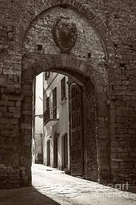 Porta Florentina Poster