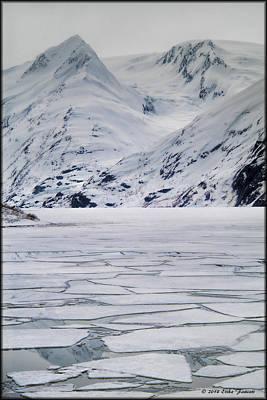 Portage Lake Poster