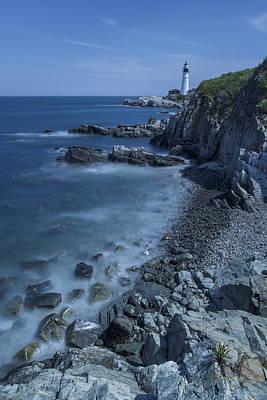 Portland Head Lighthouse Cape Elizabeth Maine Poster