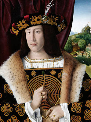 Portrait Of A Man Poster by Bartolomeo Veneto