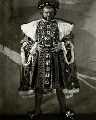 Portrait Of Alexander Woollcott Poster