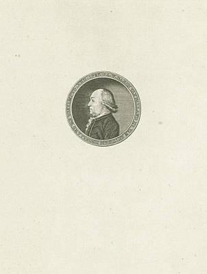 Portrait Of Baron Adolph Warner Pallandt Van Eerde Poster