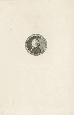 Portrait Of Baron Adolph Warner Van Pallandt Van Eerde Poster