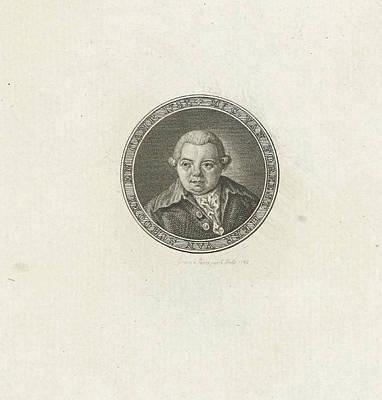 Portrait Of Cornelis Van Foreest Poster