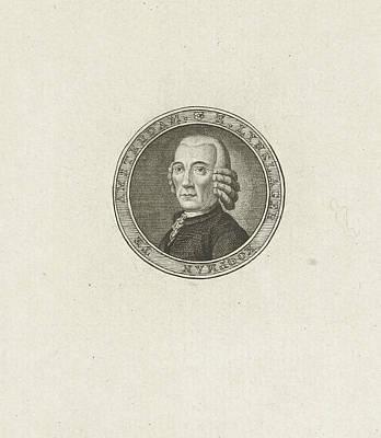 Portrait Of Eliza Lynslager Poster