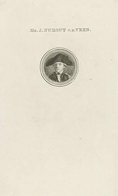 Portrait Of Joachim Nuhout Van Der Veen Poster