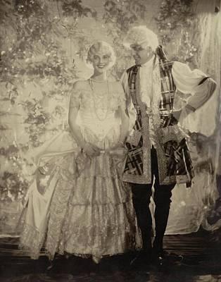 Portrait Of Mrs. Cornelius Vanderbilt Whitney Poster