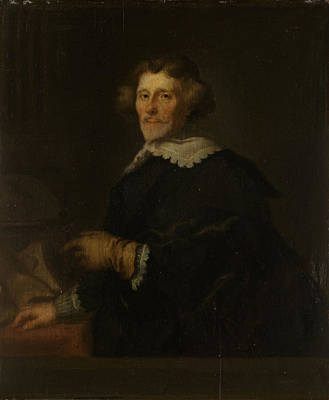 Portrait Of Pieter Corneliszoon Hooft, Bailiff Of Muiden Poster by Litz Collection