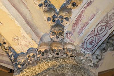 Portugal, Evora, St Poster by Jim Engelbrecht