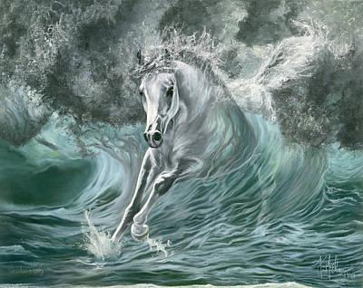 Poseidon's Gift Poster