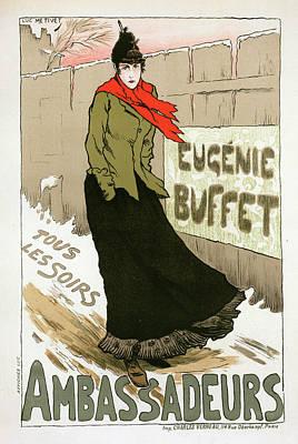 Poster For Le Concert Des Ambassadeurs Poster