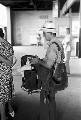 Postman, 1939 Poster