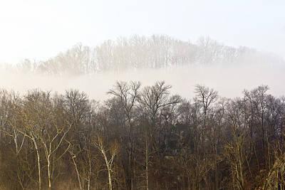 Potomac Fog Poster by Francis Sullivan