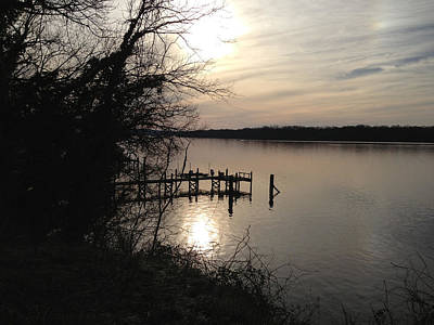 Potomac Reflective Poster